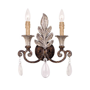 St. Lawrence Two-Light Wall Sconce