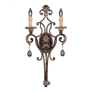 Chinquapin Two-Light Wall Sconce