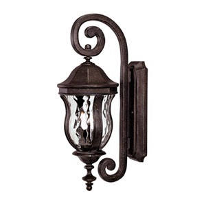 Monticello Outdoor Wall-Mounted Lantern