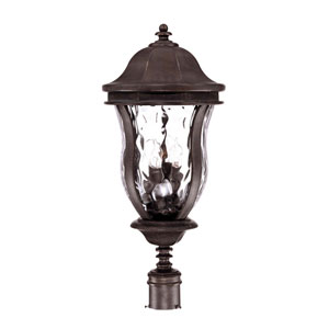 Monticello Outdoor Post-Mounted Lantern