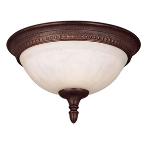 Liberty Small Flush-Mount Ceiling Light