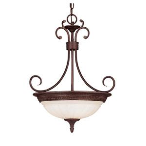 Liberty Three-Light Bowl Pendant