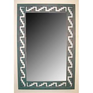 Zapotec Mirror