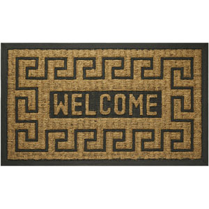 Coco Welcome Key 18 x 30-Inch Mat