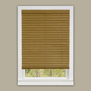 Cordless Luna Woodtone 64 x 23-Inch Blind