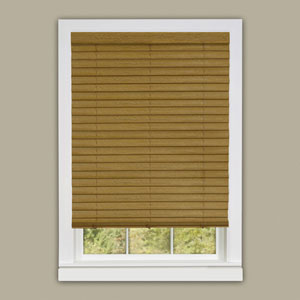 Cordless Luna Woodtone 64 x 30-Inch Blind