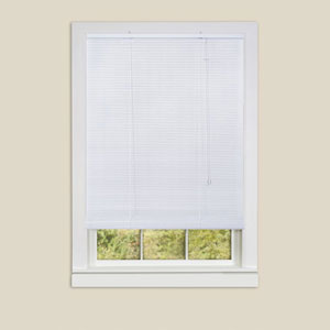 Eclipse White 72 x 72-Inch Roll-Up Blind
