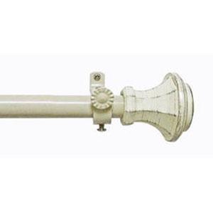 Buono II 48-86 In. Antique Cream Rod