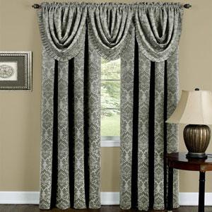 Sutton Sage 63 x 52 In. Curtain Panel