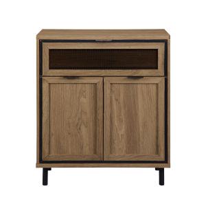 Jenson English Oak Accent Cabinet