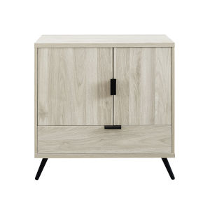 Karlene Birch Accent Cabinet with One Drawer