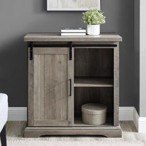 Alba Gray wash Cabinet