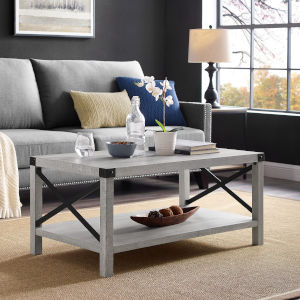 Stone Grey Coffee Table