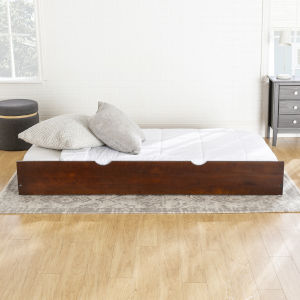 Espresso Twin Trundle Bed