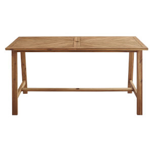 Vincent Brown Outdoor Dining Table