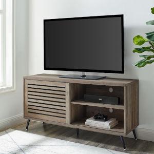 Bowie Grey Wash TV Stand