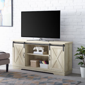 White Oak TV Stand