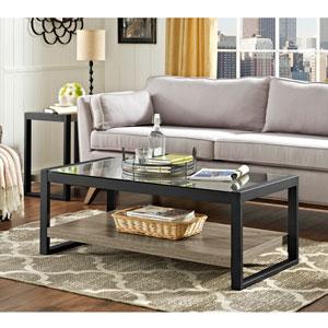 Urban Blend Grey 48-Inch Coffee Table