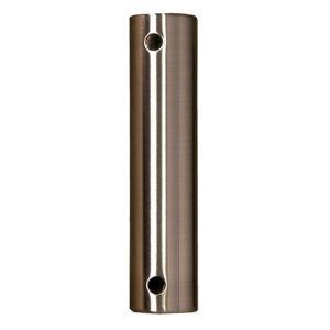 Brushed Nickel 24-Inch Downrod