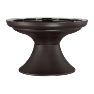 Spitfire Dark Bronze Eight-Inch Close to Ceiling Kit