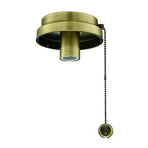 Antique Brass LED Light Kit