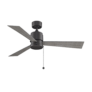 Zonix Wet Matte Greige Ceiling Fan