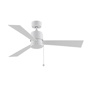 Zonix Wet Matte White Ceiling Fan