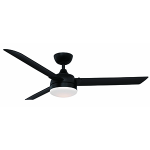 Xeno Wet Black LED Ceiling Fan