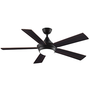 Celano V2 Dark Bronze LED Ceiling Fan