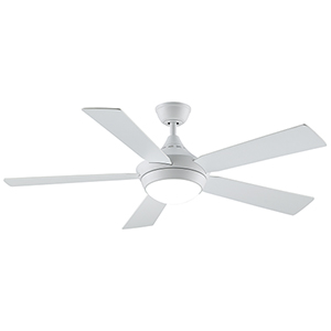 Celano V2 Matte White LED Ceiling Fan
