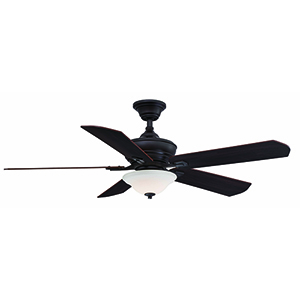 Camhaven v2 Dark Bronze LED Ceiling Fan
