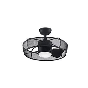 Henry Black LED Ceiling Fan