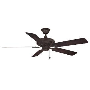 Edgewood Dark Bronze 52-Inch Indoor Outdoor Ceiling Fan