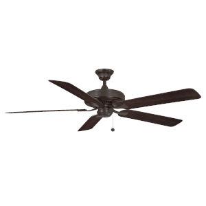 Edgewood Dark Bronze 60-Inch Indoor Outdoor Ceiling Fan