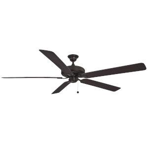 Edgewood Dark Bronze 72-Inch Indoor Outdoor Ceiling Fan