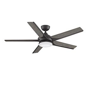 Subtle 56 Matte Greige LED Ceiling Fan