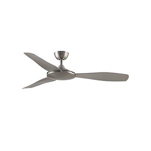GlideAire Brushed Nickel Ceiling Fan