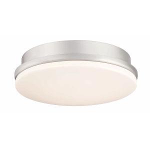Kute Brushed Nickel Six-Inch LED Light Kit