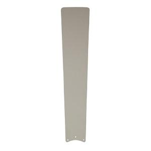 Inlet Satin Nickel 23-Inch Wood Ceiling Fan Blade, Set of 4