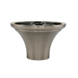 Pewter Close to Ceiling Kit