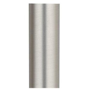 Satin Nickel 12-Inch Ceiling Fan Downrod