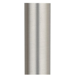 Satin Nickel 36-Inch Downrod