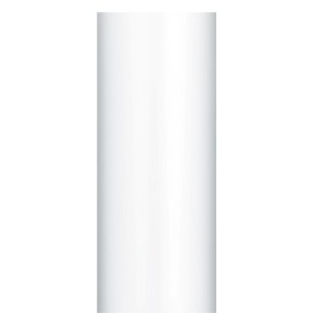 White 60-Inch Ceiling Fan Downrod