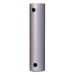 Metro Gray 12-Inch Stainless Steel Downrod