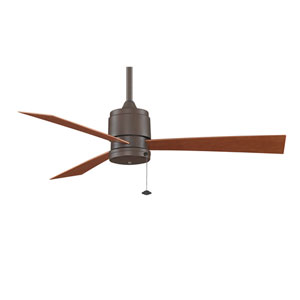 Zonix Oil Rubbed Bronze Energy Star Outdoor Ceiling Fan