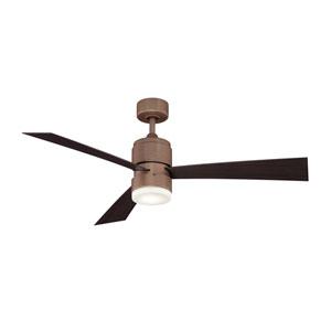 Zonix Dark Copper Penny  LED Ceiling Fan