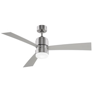 Zonix Brushed Nickel LED Ceiling Fan