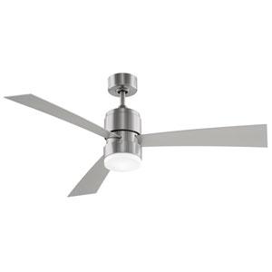 Zonix Brushed Nickel LED Ceiling Fan