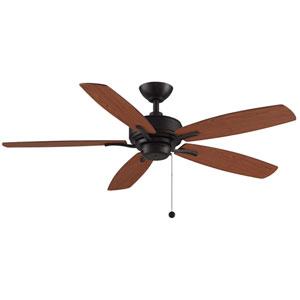 Aire Deluxe Dark Bronze 52-Inch Ceiling Fan