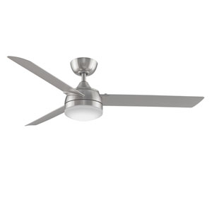 Xeno Brushed Nickel  LED Energy Star Ceiling Fan